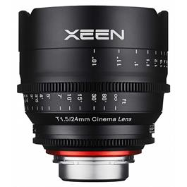 Samyang XEEN 24mm T1.5 CINE Lens - Canon Fit thumbnail