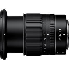 Nikon Nikkor Z 14-30mm f/4 S Wide Ange Zoom Lens For Z Mount Thumbnail Image 3