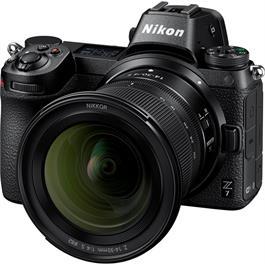 Nikon Nikkor Z 14-30mm f/4 S Wide Ange Zoom Lens For Z Mount Thumbnail Image 1