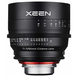 Samyang XEEN 50mm T1.5 CINE lens - PL mount thumbnail