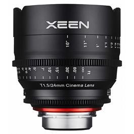 Samyang XEEN 24mm T1.5 CINE - PL thumbnail