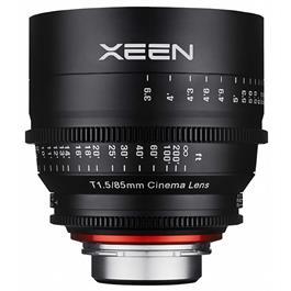Samyang XEEN 85mm T1.5 CINE Lens - Canon Fit thumbnail