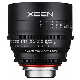 Samyang XEEN 85mm T1.5 CINE - PL Thumbnail Image 0