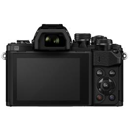 Olympus OM-D E-M10 Mark II Mirrorless Camera Body - Black Thumbnail Image 1