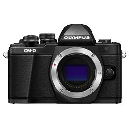 Olympus OM-D E-M10 Mark II Mirrorless Camera Body - Black Thumbnail Image 4