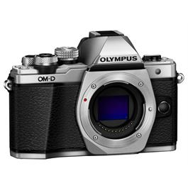 Olympus OM-D E-M10 Mark II Mirrorless Camera Body - Silver Thumbnail Image 6