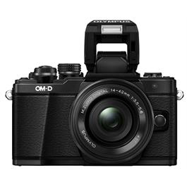 Olympus OM-D E-M10 II + 14-42 EZ mirrorless digital camera Black Thumbnail Image 5