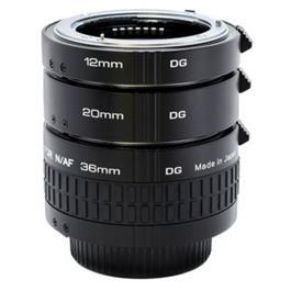 Kenko Teleplus DG Extension Tube Set - Nikon F Mount thumbnail