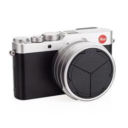 Leica Automatic Lens Cap D-Lux 7/Typ 109 Silver/Black