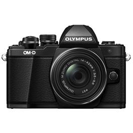 Olympus OM-D E-M10 II + 14-42 EZ mirrorless digital camera Black Thumbnail Image 11