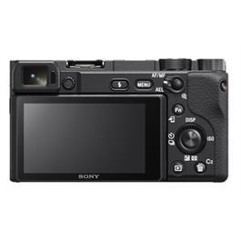 Sony a6400 + 18-135mm Black Mirrorless Camera Thumbnail Image 2
