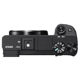 Sony a6400 + 18-135mm Black Mirrorless Camera Thumbnail Image 3