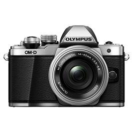 Olympus OM-D E-M10 Mark II Camera With 14-42mm EZ Lens Kit - Silver Thumbnail Image 14