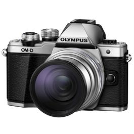 Olympus OM-D E-M10 Mark II Camera With 14-42mm EZ Lens Kit - Silver Thumbnail Image 15