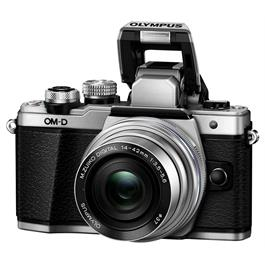 Olympus OM-D E-M10 Mark II Camera With 14-42mm EZ Lens Kit - Silver Thumbnail Image 16