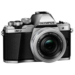 Olympus OM-D E-M10 Mark II Camera With 14-42mm EZ Lens Kit - Silver Thumbnail Image 18