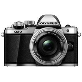 Olympus OM-D E-M10 Mark II Camera With 14-42mm EZ Lens Kit - Silver Thumbnail Image 21
