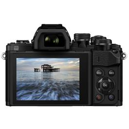 Olympus OM-D E-M10 II + 14-42 EZ + 40-150 mirrorless digital camera Black Thumbnail Image 1