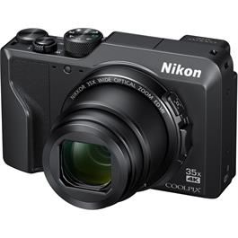 Nikon Coolpix A1000 Black Thumbnail Image 1