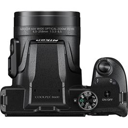 Nikon Coolpix B600 Black Thumbnail Image 3