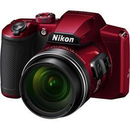 Nikon Coolpix B600 Red Thumbnail Image 1