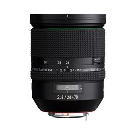 HD Pentax-D FA 24-70MM f/2.8 ED SDM WR Zoom Lens Thumbnail Image 1