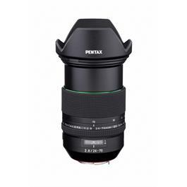 HD Pentax-D FA 24-70MM f/2.8 ED SDM WR Zoom Lens Thumbnail Image 3
