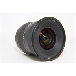 Used Sony A-mount 11-18mm F/4.5-5.6 Lens Thumbnail Image 1