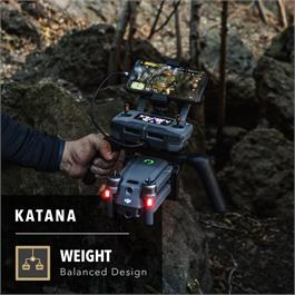 PolarPro Polar Pro Mavic 2 Katana - Drone Grip Thumbnail Image 3