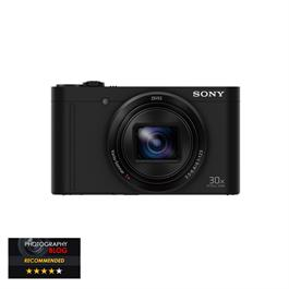 Sony DSC-WX500 Compact Digital Camera - Black thumbnail
