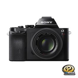 Sony a7R Mirrorless Digital Camera Body - open box Thumbnail Image 1