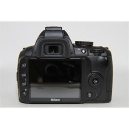 Used Nikon D3000 Body Thumbnail Image 1