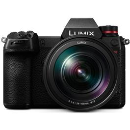 Panasonic Lumix S1R Full frame Mirrorless Camera with 24-105mm f4.0 lens Thumbnail Image 0
