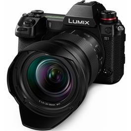 Panasonic Lumix S1 Full Frame L-Mount camera with 24-105mm f4.0 L Lens Thumbnail Image 2