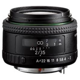HD Pentax-FA 35mm f/2 Prime Lens Thumbnail Image 1