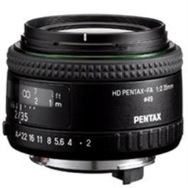 HD Pentax-FA 35mm f/2 Prime Lens Thumbnail Image 2