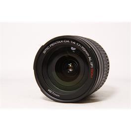 Used Pentax 17-70mm f4 DA AL IF SDM Thumbnail Image 1