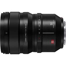 Panasonic Lumix 50mm f/1.4 S Pro L-Mount lens  Thumbnail Image 1