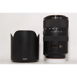 Used Sony 70-300mm f4.5-5.6 G SSM A Moun thumbnail