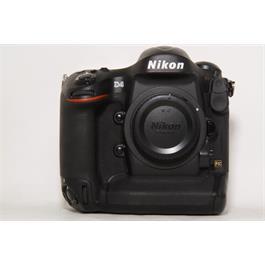 Used Nikon D4 Body thumbnail