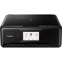 Canon Pixma TS8150 Printer - Black - Refurbished thumbnail