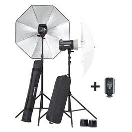 Elinchrom BRX 250/250 Umbrella To Go Set thumbnail