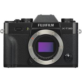 Fujifilm X-T30 Mirrorless Digital Camera Body - Black thumbnail