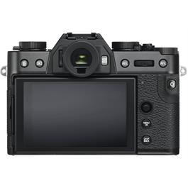 Fujifilm X-T30 Mirrorless Digital Camera Body - Black Thumbnail Image 2