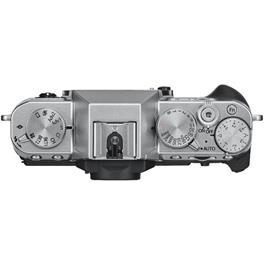 Fujifilm X-T30 Mirrorless Digital Camera Body - Silver Thumbnail Image 1
