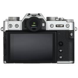 Fujifilm X-T30 Mirrorless Digital Camera Body - Silver Thumbnail Image 2