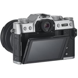 Fujifilm X-T30 Mirrorless Digital Camera Body - Silver Thumbnail Image 3