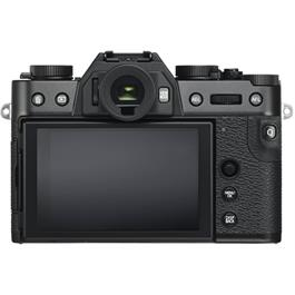 Fujifilm X-T30 Mirrorless Camera with XC 15-45mm OIS Lens Kit - Black Thumbnail Image 2
