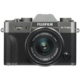 Fujifilm X-T30 Mirrorless Camera with XC 15-45mm Lens Kit - Charcoal Thumbnail Image 3
