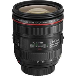 Canon EOS RP Camera with EF 24-70mm Lens Thumbnail Image 1